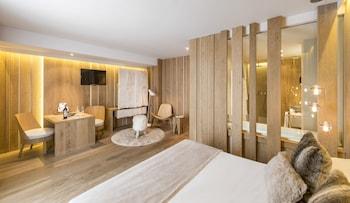 Tek Büyük Yataklı Oda (authentic, Spa Access İncluded)