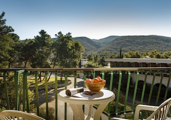 Classic Double or Twin Room, Balcony, Park View