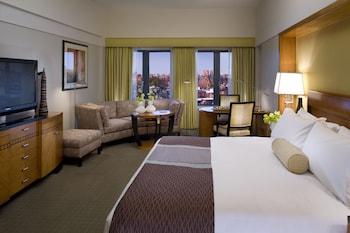 Mandarin, Room, 1 King Bed, Accessible