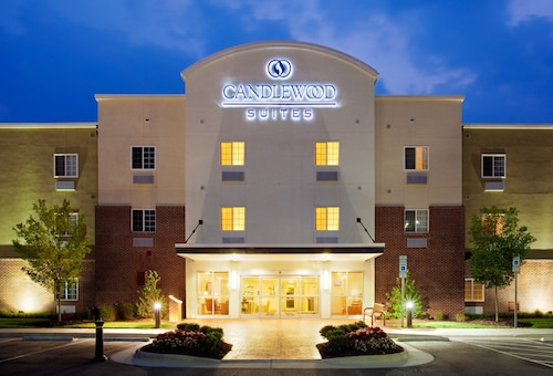 . Candlewood Suites Rocky Mount