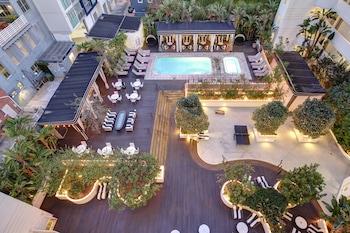 Hotel - Hotel Shangri La Santa Monica