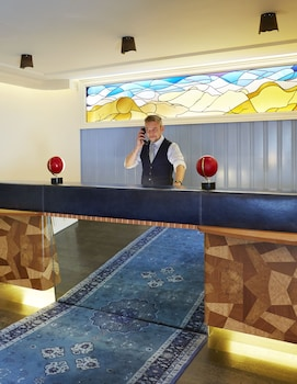Concierge Desk at The Standard East Village in New York