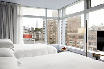 Guestroom at The Standard East Village in New York