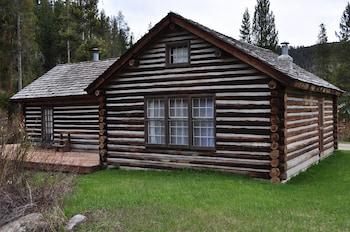 Historic McGill cabin