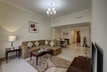 Hotel - Rose Garden Hotel Apartments Barsha
