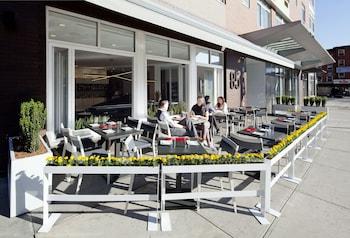 Terrace/Patio at NU Hotel Brooklyn in Brooklyn