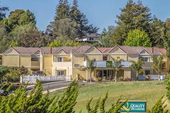 Hotel - Quality Inn & Suites Capitola By the Sea