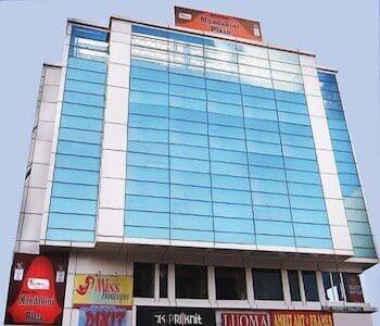 Mandakini Plaza- Kanpur