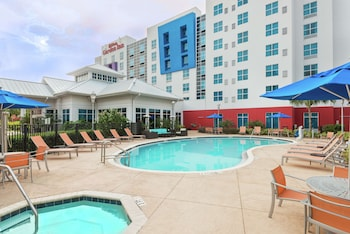 坦帕機場西岸希爾頓花園飯店 Hilton Garden Inn Tampa Airport Westshore