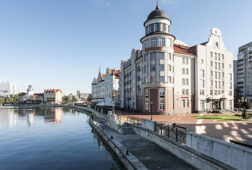 Hotel Kaiserhof, Gur'evskiy rayon
