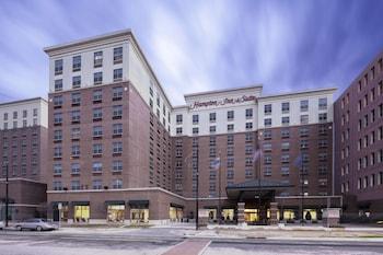奧克拉荷馬市磚城歡朋套房飯店 Hampton Inn & Suites Oklahoma City-Bricktown