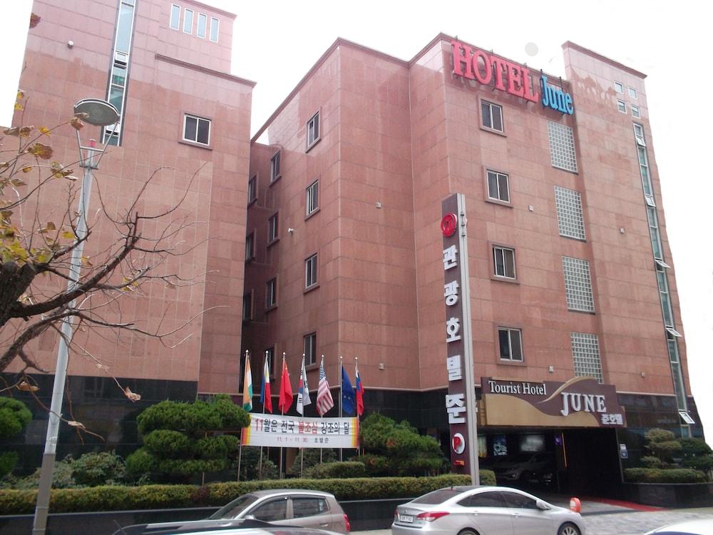 仁川機場六月飯店