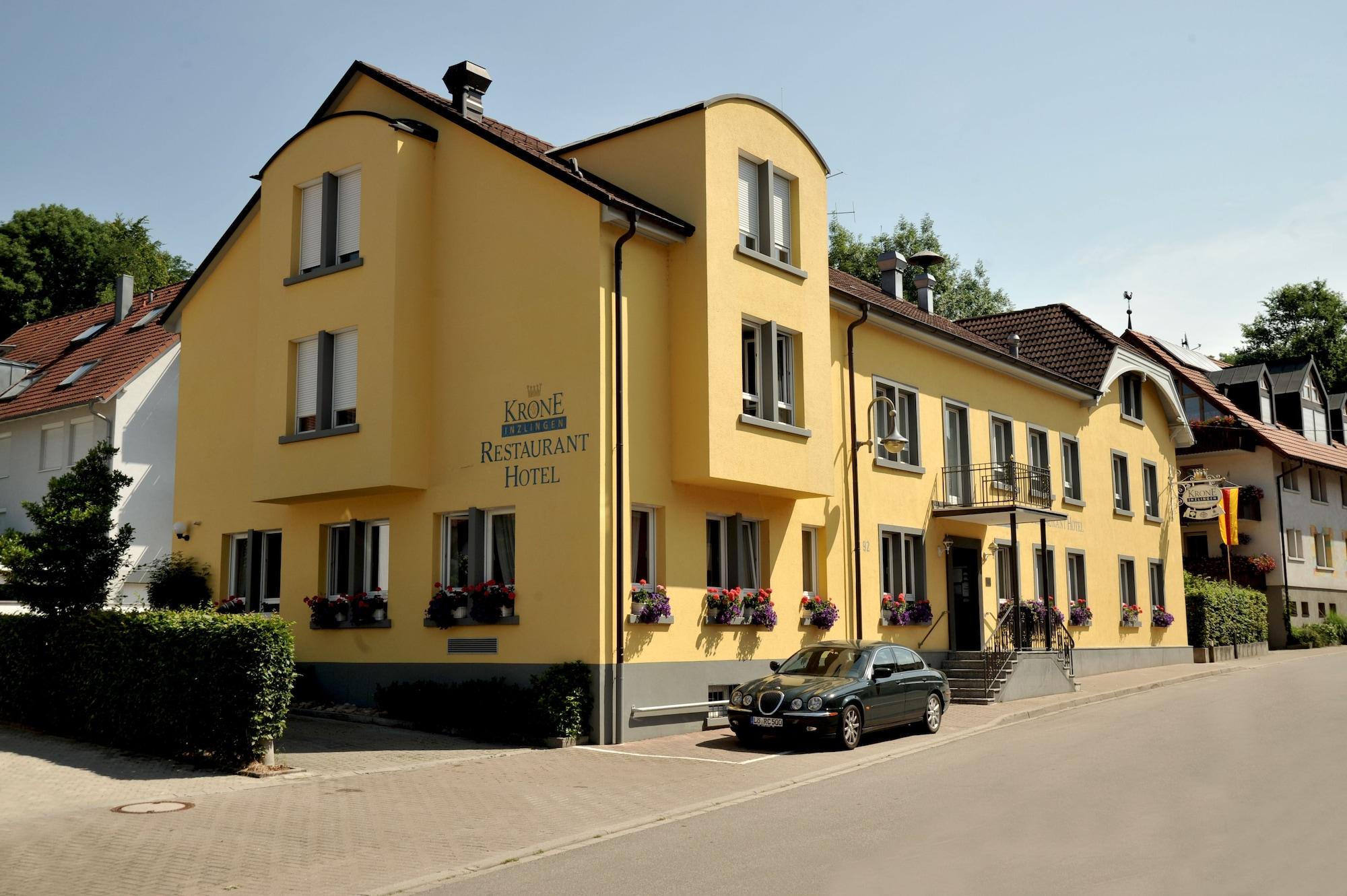 Hotel Restaurant Krone, Lörrach