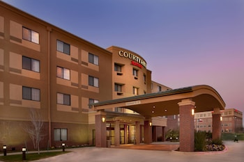 Hotel - Courtyard Marriott Denton