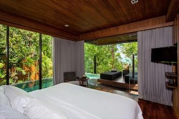 Two Bedroom Ocean View Duplex Pool Villa
