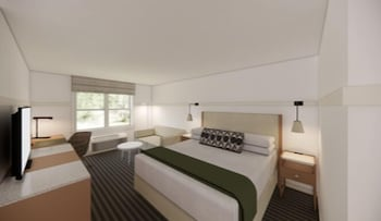 Deluxe Room 1 King Bed