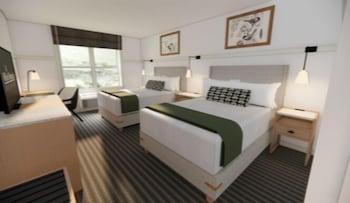 Deluxe Room 2 Double Beds