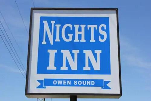 . Nights Inn Owen Sound