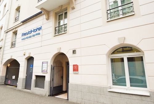 . Residhotel Mulhouse Centre