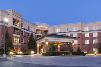 Hotel - Courtyard by Marriott Franklin Cool Springs