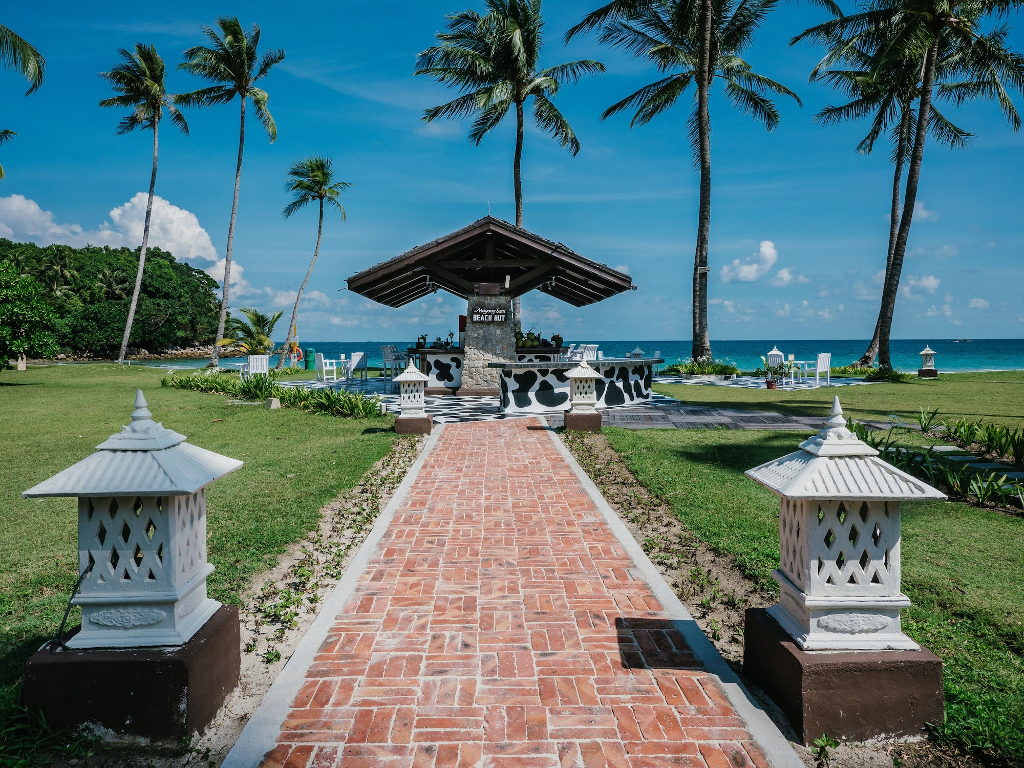 Nirwana Beach Club, Bintan