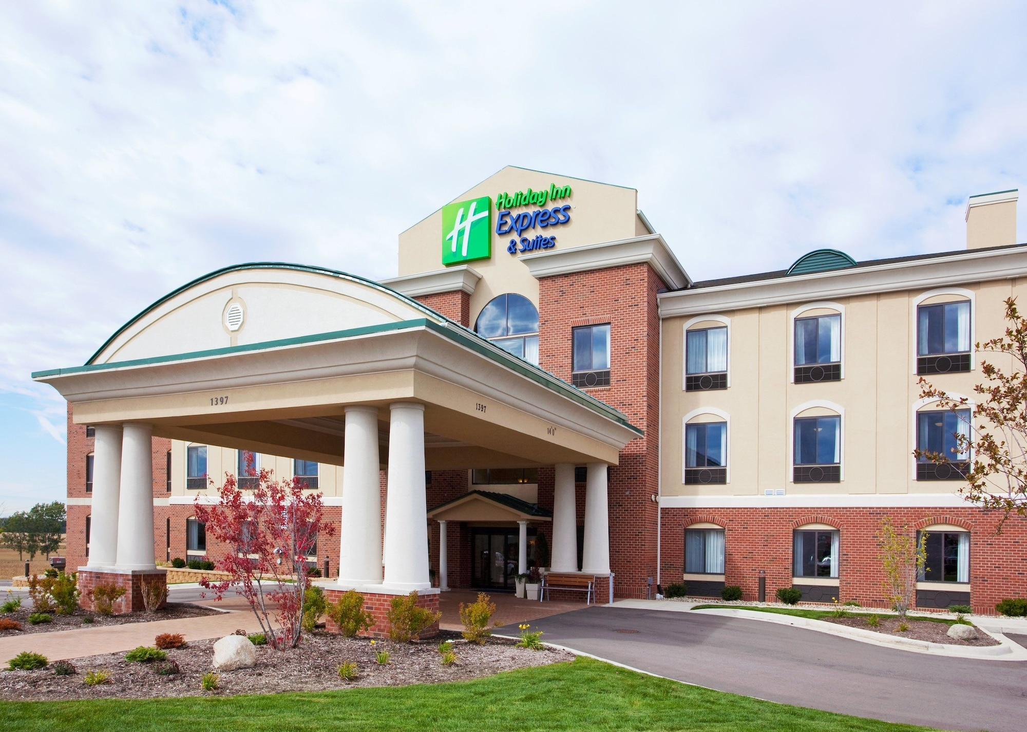 Holiday Inn Express & Suites Howell, Livingston