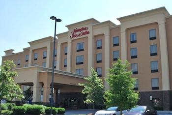 納什維爾奧普賴樂園歡朋套房飯店 Hampton Inn & Suites Nashville @ Opryland