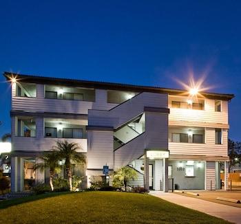 聖地牙哥傳統飯店 Heritage Inn San Diego Near SeaWorld