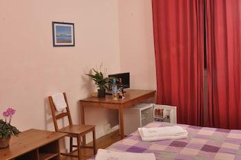 Quadruple Room, Shared Bathroom