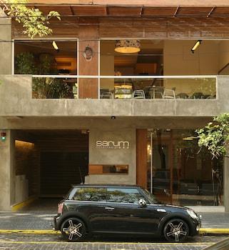 Hotel - Sarum Hotel Design