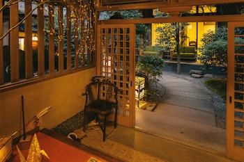 KYOTO NANZENJI RYOKAN YACHIYO Interior Entrance
