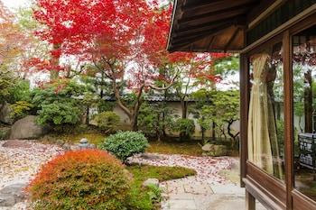 KYOTO NANZENJI RYOKAN YACHIYO View from Room