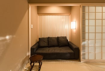 KYOTO NANZENJI RYOKAN YACHIYO Living Area