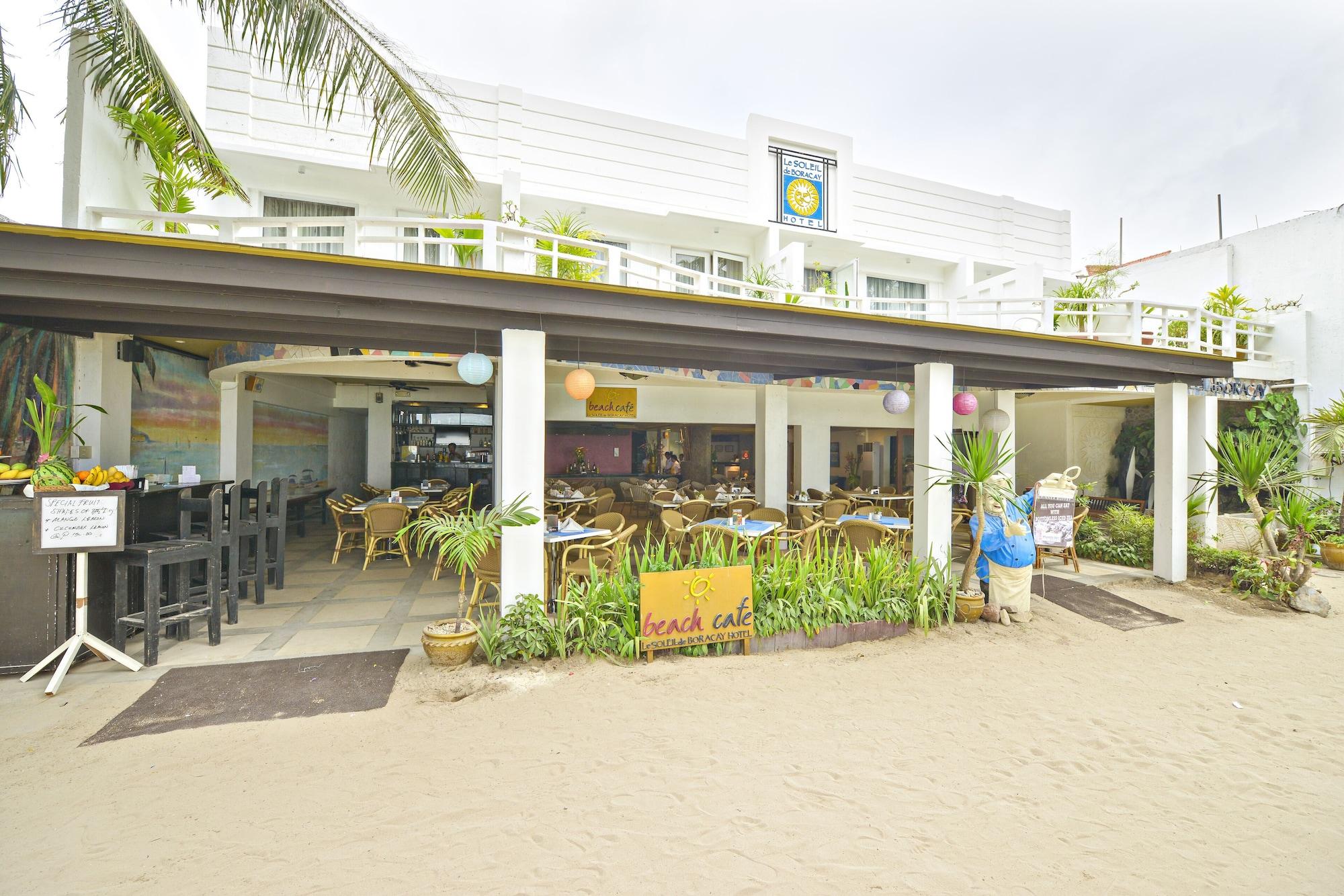 Le Soleil De Boracay, Malay