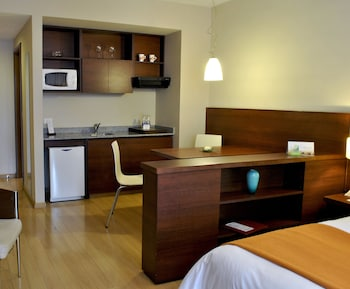 Standard Apartment, 2 Twin Beds, Kitchenette
