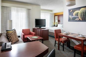 鳳凰城沙漠景觀梅奧診所 Residence Inn 飯店