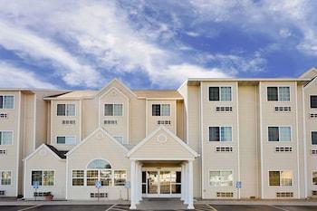 米克羅溫德姆普雷里德欣飯店 Microtel Inn & Suites by Wyndham Prairie du Chien