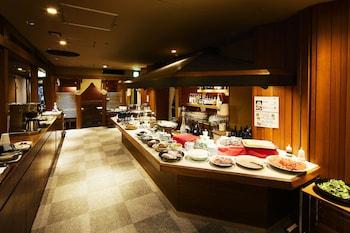 GINZA GRAND HOTEL Buffet