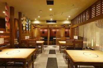 GINZA GRAND HOTEL Breakfast Area