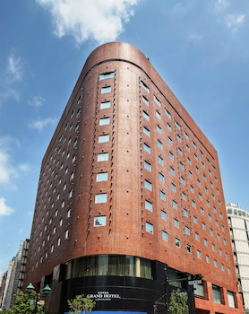 GINZA GRAND HOTEL Exterior