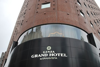 GINZA GRAND HOTEL Front of Property