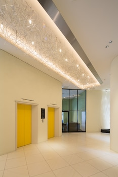 GINZA GRAND HOTEL Hallway