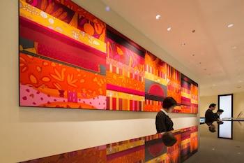 GINZA GRAND HOTEL Reception