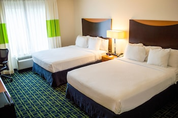 Hotel - Fairfield Inn & Suites San Antonio North - Stone Oak