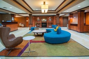 聖安東尼奧北石橡樹萬豪費爾菲爾德套房店 Fairfield Inn & Suites San Antonio North - Stone Oak