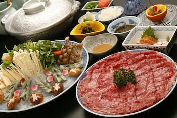 KYOTO HOTEL SANOYA Food and Drink