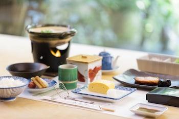 RYOKAN MOTONAGO Breakfast Meal