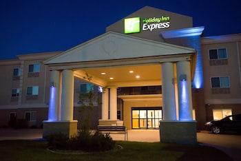 Hotel - Holiday Inn Express Devils Lake