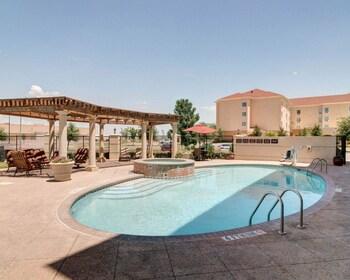 米德蘭斯利普套房飯店 Sleep Inn & Suites Midland West
