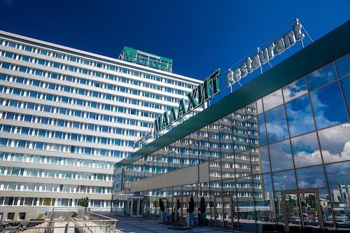Malachite Congress Hotel, Chelyabinsk gorsovet